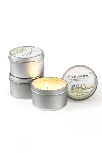 Travel Candle Gardenia
