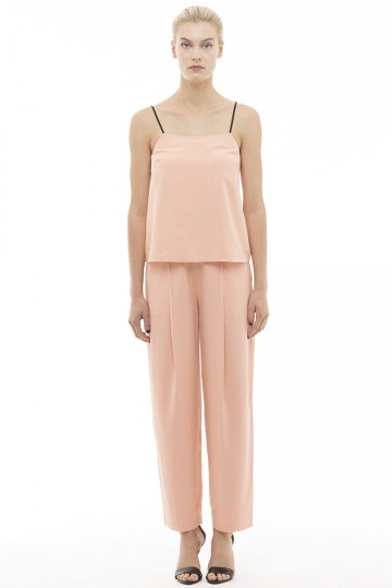 Peach Reeta Trousers